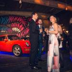 Privatfest gallafest med luksus biler
