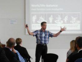 Foredrag work/life balance