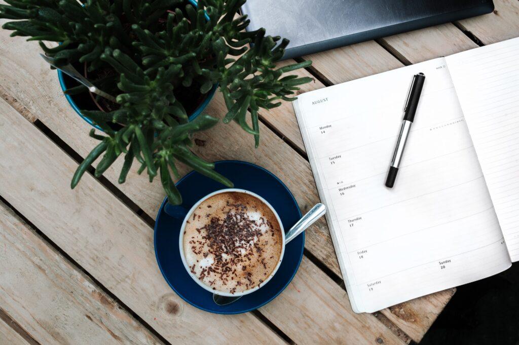 Møder med god kaffe
